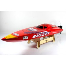 RC Joysway Brushless Bullet Deep Vee Racing Boat Plug N Play
