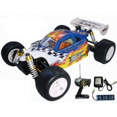 RC RTR EP 1/18 4WD Mini Buggy Brushless Motor