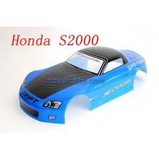 1/10  Honda S2000 Painted RC Car Body A035