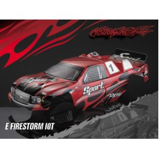 1/10 E Firestorm IOT 150mm RC Truck Transparent Body