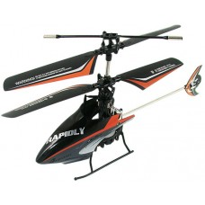 RC RTF 4CH Gyro Micro IR Helicopter Super Durable