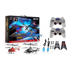 RC RTF 3.5CH Combat Battle Combo Helicopters Cool Toys