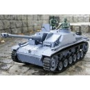 1/16 RC S&S German Stug III Tank with IR Fighting function Metal Gear