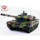 1/16 RC 2.4G Smoke & Sound German Leopard 2A6 Tank Metal Gear Vesion