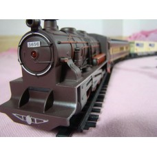 Battery Operated 1/87 scale Train Set A