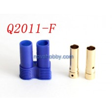 1 Female EC5 Style Bullet Connector Plug Adapter