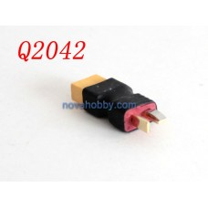 Female XT60 XT-60 To Male T-Plug Deans Connector Adapter No wires